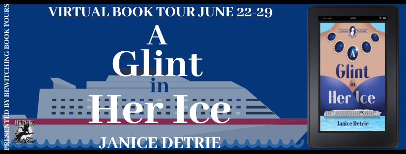 Bewitching Book Tour for A Glint in Her Ice